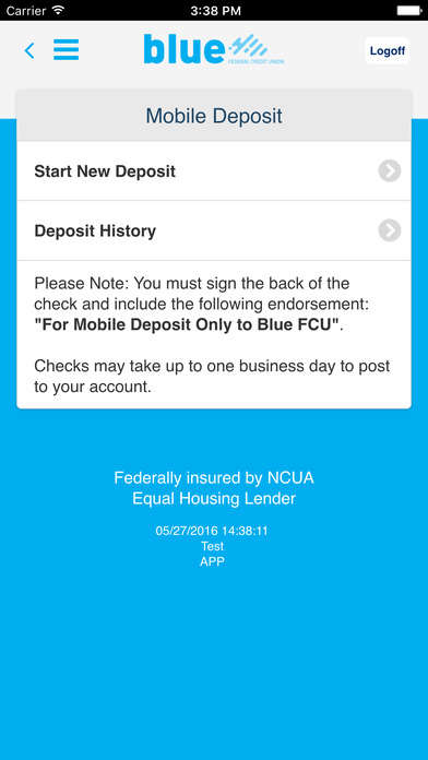 Fraud-Preventing Banking Apps - This App Helps Credit Union Customers Conduct Safe Transactions