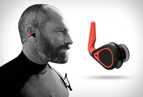 Surfer Ear Protectors - The 'SurfEars' Ear Plugs Prevent Problems without Restricting Hearing