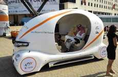 Autonomous Printed Vehicles