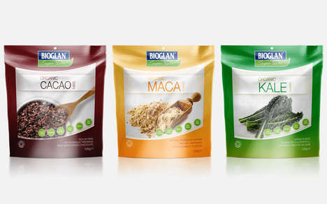 Nutrient-Rich Superfood Powders - The Bioglan Superfood Powders Support Busy Lifestyles