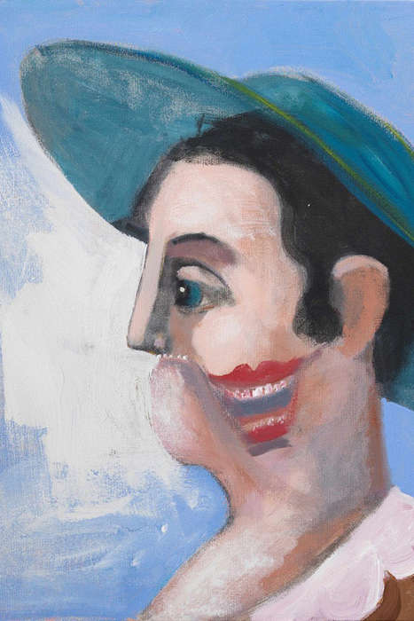 Juxtaposed Portraiture Exhibits - This Event Will Showcase George Condo Paintings with Classical Art