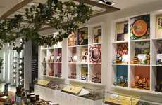 The Body Shop's Pop-Up Location Connects Consumers to Product Origins