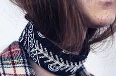 Embellished Bandana Chokers