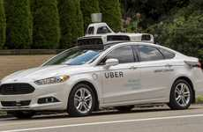 Driverless Rideshare Fleets - Cars from Uber's ATC are Launching in Pittsburg