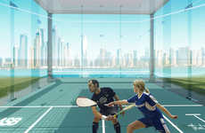 Outdoor Squash Courts