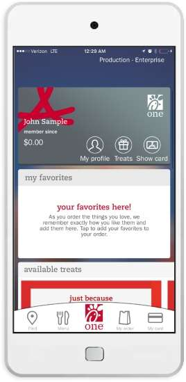 Hidden Loyalty Program Apps - Chickl-fil-A's A-List Program is an Invitation Only App