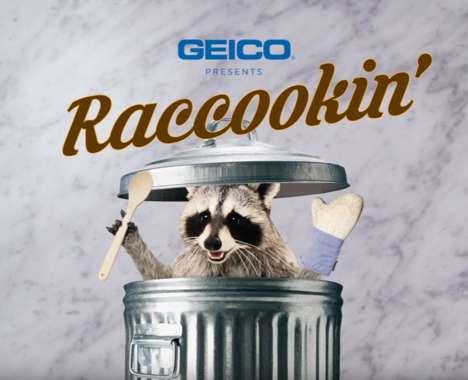 Raccoon Cooking Tutorials
