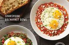 Middle Eastern Breakfast Bowls - Wildflower Bread Company is Serving Up a Tasty Middle Eastern Dish