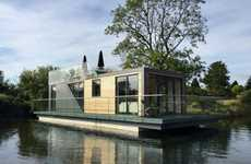 Energy-Efficient Houseboats