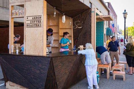 Open-Source Community Furniture Projects - 'Wikiblock' Creates Furniture Fixtures for Neighborhoods