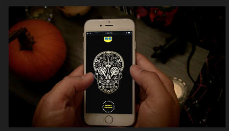 Clever Creaky Door Campaigns - WD-40's Halloween App Makes Doors Creak