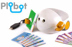 Screen-Free Coding Toys - The 'Plobot' Play Robot Lets Children Learn to Code without Screens
