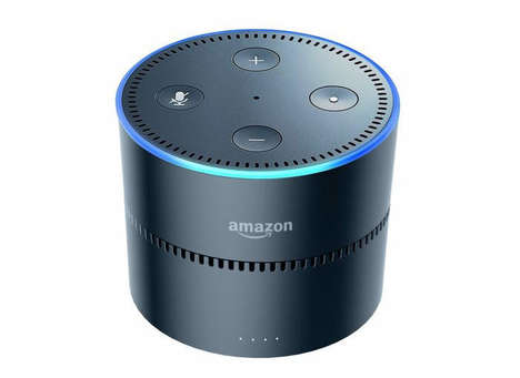 Digital Assistant Battery Packs - The Amazon Evo Echo Battery Unit Enables the Device to Go Anywhere
