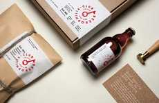 Beer Enthusiast Club Branding