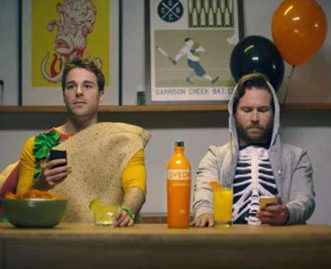 Millennial-Targeted Halloween Ads