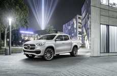 Luxury European Pickup Trucks