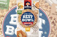 Fan-Picked Oatmeal Promotions