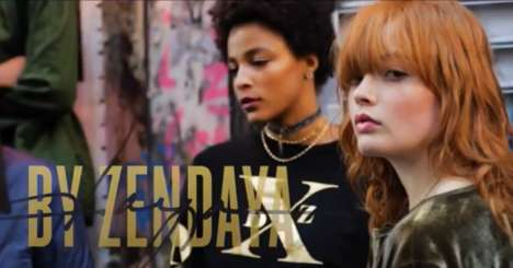 Teen Influencer Clothing Collections - The Zaya by Zendaya Line Features a Wide Range of Pieces