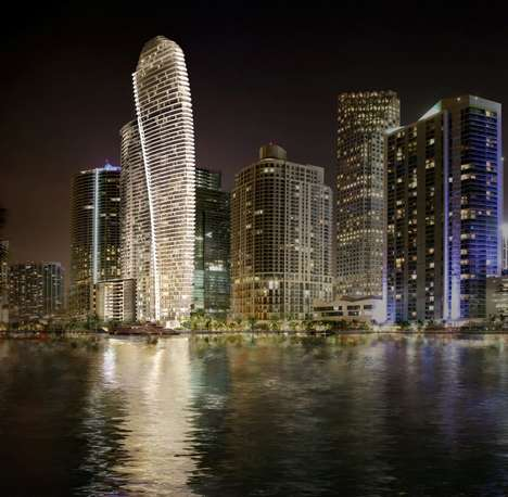 Auto Brand Condominiums - This Condo Building is Being Built in Collaboration with Aston Martin