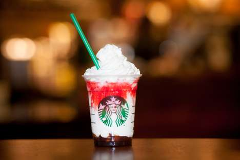 Toothsome Halloween Drinks - Starbucks is Celebrating Halloween with Its Frappula Frappuccino