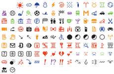Enshrined Emoji Art - MoMA Has Added Shigetaka Kurita's Original Emojis to Its Permanent Collection