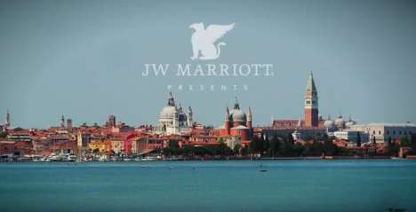 Globetrotting Travel Series - 'Open Invitation' is JW Marriott's Travel Series Hosted by Bill Rancic