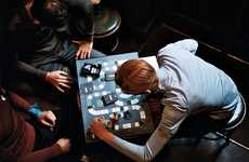 Cyclist-Inspired Card Games - Rapha's Peace Race Game Celebrates the History of the Competition