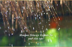 Monsoon Season Skincare Regimes - Forest Essentials' Monsoon Regime is Designed for the Rainy Season
