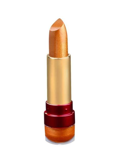 Gold Halal Lipsticks - This Lipstick Contains Healthy Ingredients