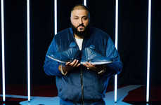DJ-Designed Sneakers - The 'French Blue' Air Jordan 16 Was Made with DJ Khaled