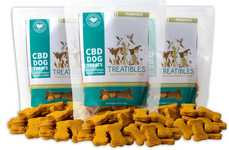 Cannabis-Infused Pet Treats - 'Treatibles' Use Cannabis to Remedy Ailments in Pets