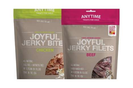 Human-Grade Dog Treats - 'The Honest Kitchen' Jerkies are Good Enough for Humans to Eat