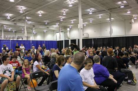 Reptile Breeder Expositions - The Canadian Reptile Breeders' Expo Features Vendors, Speakers & More