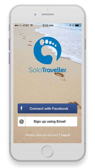 Solo Traveler Networking Apps - The 'Solo Traveller' App Helps Those Travelling Alone Connect