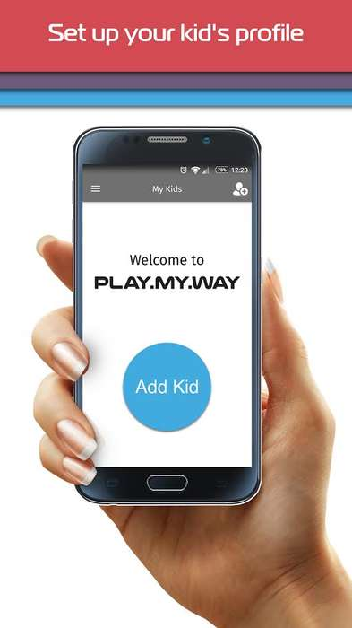 Game-Interrupting Homework Apps - 'Play My Way' Takes Advantage of Kids' Mobile Device Addictions