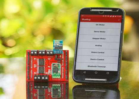 Wireless IoT Shields - The 'BluBug' IoT Wireless Programming Shield Ensures Easy Usage