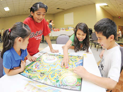 Solo Parent Game Nights - The Single Parent Family Game Night Provided Parental Support