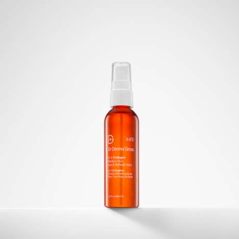 Collagen-Rich Skin Sprays - Dr. Dennis Gross' C+ Collagen Mist Hydrates and Reboots Cells