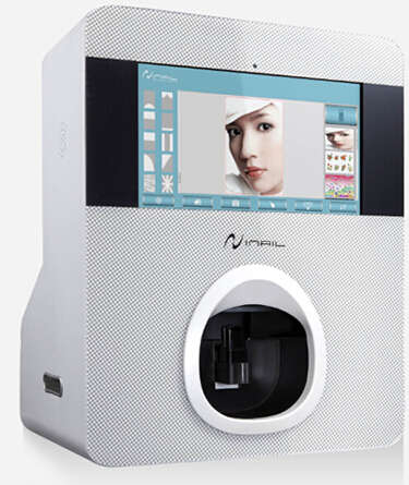Nail Art Printers - The INAIL S8 Printer Creates Dazzling Manicure Designs Via a Touchscreen