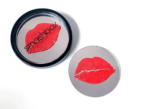 3D-Printed Lipsticks - Smashbox's Shapely Custom Lipsticks are Printed Directly onto Mirrors