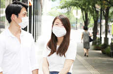 Surgical Mask Matchmaking Events - This Tokyo Event Uses Surgical Masks as a New Dating Tool