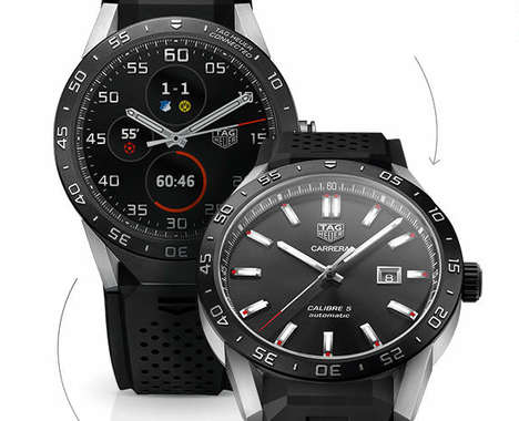 Connected High-End Watches
