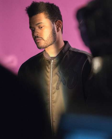 R&B Retail Partnerships - The Weeknd Will Soon Be Taking Part in a New H&M Collaboration Series