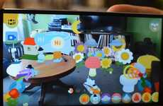 Whimsical AR Games - 'Woorld' is a Silly and Playful AR Game from the Maker of 'Katamari'