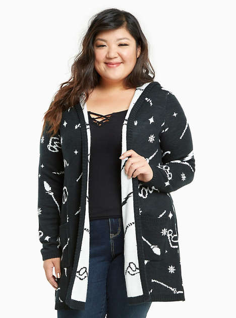 Wizardly Plus-Size Collections - Torrid's Harry Potter Collection is Perfect for Potter Fans