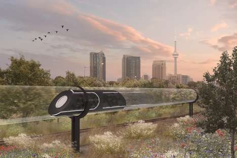 Cost-Effective Hyperloop Pods - The Waterloop Goose X Passenger Vehicle Design is Exceptional