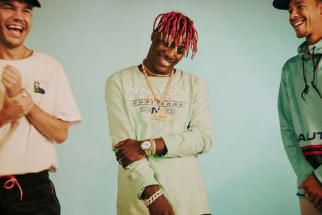 Revived Retro Apparel - This New Nautica Collection Was Made for Urban Outfitters with Lil Yachty