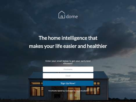 Device Data-Analyzing Programs - The Dome Home Intelligence System Works to Leverage Data