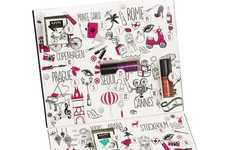 Beauty Advent Calendars - This NYX Advent Calendar Lets Consumers Sample Various Mini Products