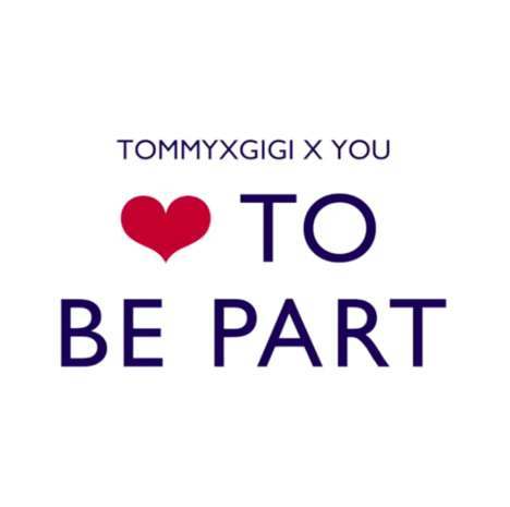 Crowdsourced Fashion Campaigns - Instagram Users Can Now Vote for Upcoming TOMMYxGIGI Designs